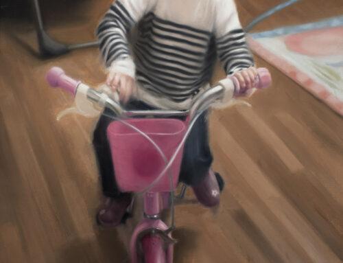 Paula, 49×69 cm, Óleo sobre lienzo